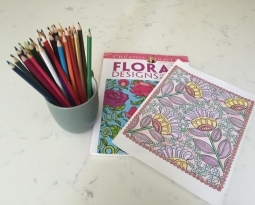 Coloring is not just for kids