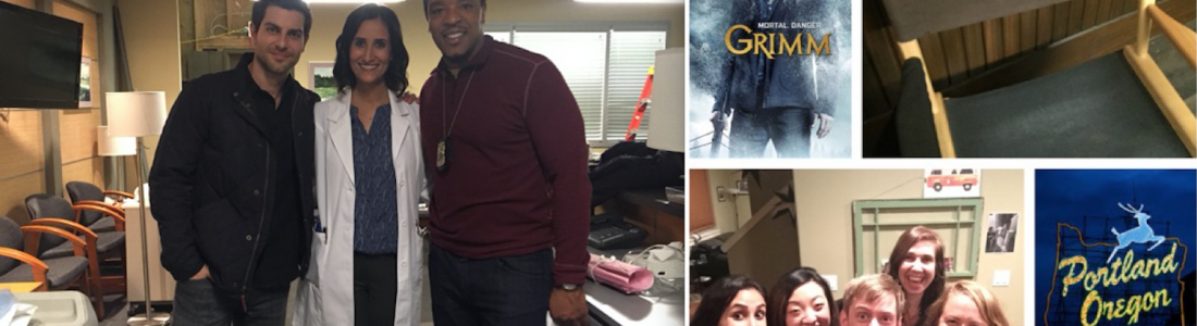 Just Wrapped NBC's Grimm